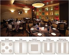 Memorial City Location – Plate Room, Seats up to 40 guests