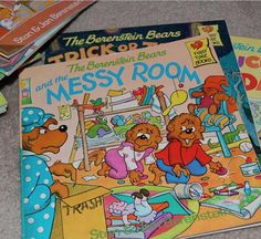 "Remember when you were a kid and it was spelled ""Berenstein Bears,"" but now when you look it's BerenSTAIN?"