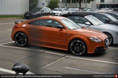 TTRS S-Line competition