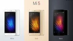 Xiaomi has unveiled it's flagship phone Xiaomi Mi5 on MWC-2016.