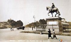 EntradaalPaseodelaReformaCirca1920-1940