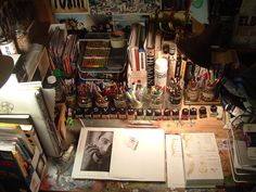 my artist workspace - Google Search