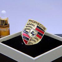 Porsche Car Air Freshener Perfume with Diamonds Porsche Logo Emblem 1class post