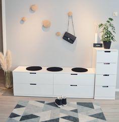 Nordli Ikea, Ideas Habitaciones, Toy Storage, Fashion Room, Cozy House, Decoration, Entryway, Sweet Home, Room Decor