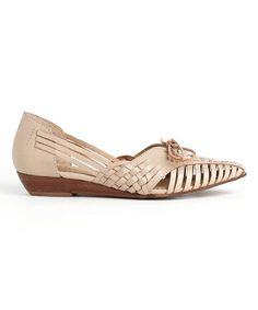 Bone West Leather Sandal #zulily #zulilyfinds