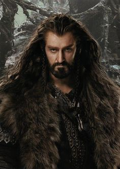 Richard Armitage as Thorin Oakenshield in The Hobbit Trilogy (2012-2014)