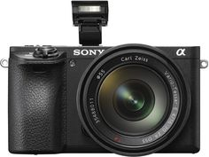 Sony α6500 Premium E-Mount APS-C Camera: World's Fastest AF Speed1 and Highest Number of AF Points2 with In-Camera 5-Axis Optical IS, 4K Movies of Wide Dynamic Range in Super 35mm Format, Touchscreen AF Operation, 24.2 MP Exmor CMOS Sensor http://www.photoxels.com/sony-%ce%b16500/