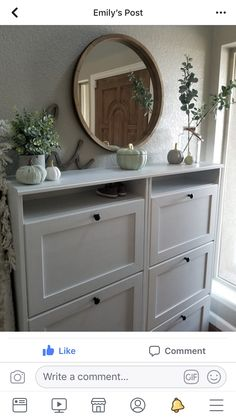 Grocery store design Brusali ikea shoe cabinet Money is another sign that you may want or need to re Shoe Cabinet Entryway, Hallway Storage, Ikea Hemnes Shoe Cabinet, Shoe Cabinet Design, Ikea Entryway, Ikea Shoe Storage, Ikea Organization, Shoe Storage Cabinet, Home Organization