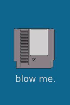 Love my NES Nintendo! @Heather Creswell, @D Light game night soon? LOL