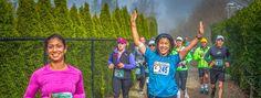Lake Sammamish Half Marathon - Running in the Pacific Northwest. DOING this