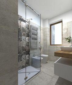 65 Ideas For Rustic Bathroom Tile Bathtubs Small Bathroom Paint, Diy Bathroom Decor, Bathroom Layout, Bathroom Interior Design, Natural Bathroom, Brown Bathroom, Casa Milano, Bathtub Tile, Beautiful Home Designs