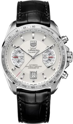The Tag Heuer's men's best time piece in my opinion is Grand Carrera Calibre 17.  - Kaloyan Dimitrov