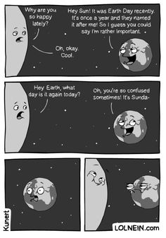 Hilarious Humor from Outer Space