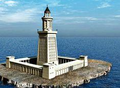 Alexandria, Egypt Lighthouse