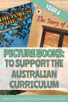 Picture Books to Support the Australian Curriculum: Year 4 - Ridgy Didge Resources Paragraph Writing, Opinion Writing, Persuasive Writing, Writing Rubrics, History Education, Physical Education, Poetry Lessons, Math Measurement, Student Goals