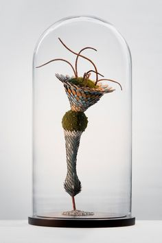 Sculptures organiques de l'artiste malaisienne Noreen Loh Hui Miun - Journal du Design