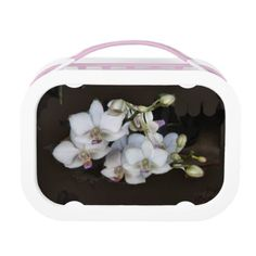 #White Orchids Lunch Box - #giftideas for #kids #babies #children #gifts #giftidea