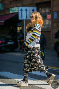 STYLE DU MONDE / Milan Fashion Week Fall 2017 Street Style: After Marni  #Fashion, #FashionBlog, #FashionBlogger, #Ootd, #OutfitOfTheDay, #StreetStyle, #Style