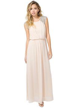http://www.agacistore.com/beaded-shoulder-maxi-dress/30030-14660.html?dwvar_30030-14660_color=14