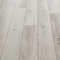 Kitchen - Vinyl Floor Tile - Option 1 - Floorgrip 592 Bastogne White Wood Effect Vinyl Flooring
