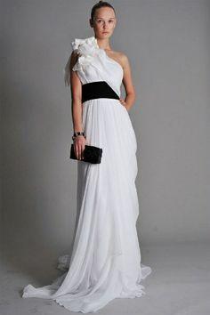 stunning spring 2010 Marchesa Dress Vestidos 2dab914253a5
