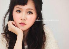 My Lovely Sister ♥ a blog with love: Tutorial : Make up natural untuk pemula ala Korea