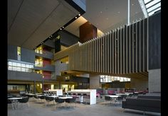 John Henry Brookes and Abercrombie Building by Design Engine   Building study   Architects Journal
