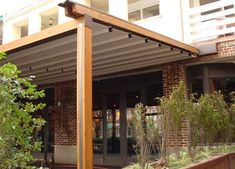 Gennius Awning - A Waterproof Retractable Patio Awning