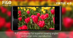 """4.0"""" IPS display For superior viewing angles and better color reproduction. BUY NOW. http://amzn.to/2eMn95D"""