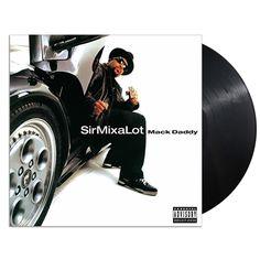 Lazy Labrador Records - Sir Mix A Lot - Mack Daddy · Vinyl LP · Black, $22.49 (http://lazylabradorrecords.com/sir-mix-a-lot-mack-daddy-vinyl-lp-black/)