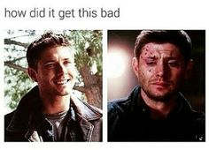 How did it get THIS bad? | Dean S1 & S10