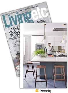 Suggestion about Livingetc Magazine Oct 2017 page 73 Oct 2017, House And Home Magazine, Modern, Kitchens, Homes, Spaces, Furniture, Interior, Design