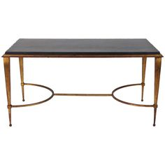 Coffee Table by Maison Ramsay   From a unique collection of antique and modern coffee and cocktail tables at https://www.1stdibs.com/furniture/tables/coffee-tables-cocktail-tables/