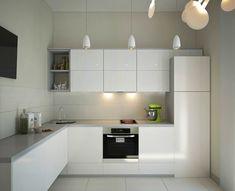 Белая кухня. Красивые фото | Cuisine.in.ua