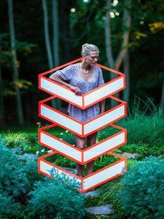 New Geometric Tape Art from Aakash Nihalani tape street art geometric Tape Art, Art And Illustration, Tape Installation, Art Installations, Graffiti, Willem De Kooning, Art Graphique, Street Artists, Art Design