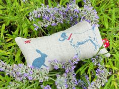 Beautifully scented, handmade lavender bags, fresh from Cornwall!