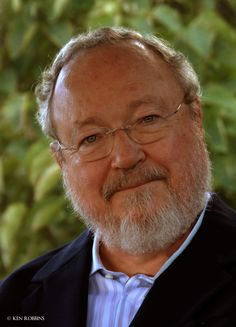 Thomas Harris - Author of Silence of the Lambs, Hannibal, and other books that were not quite as good, but hey, whose complaining?