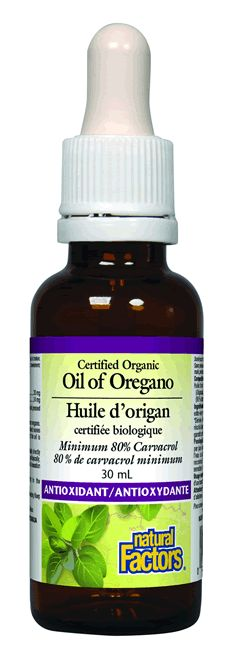 Oil of Oregano Certified Organic | ~ Heals virtually everything :)