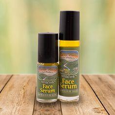 Wild'erb Face Serum Face Serum, Herbalism, Products, Herbal Medicine, Gadget