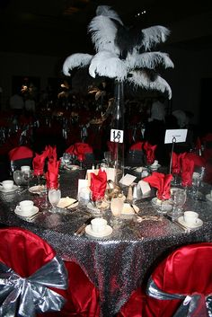 saints and sinners decorations | Fabulous Saints And Sinners Party