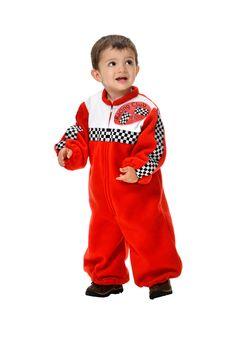 Disfraz de #piloto de #carreras