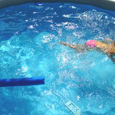 primer día de piscina de 2012