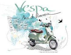 Image result for vespa calendars
