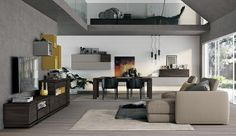 #living #interiors #design #sofa #arredamento #campania #home #art #confort