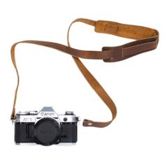 No.16 Leather Camera Strap from Maker's Workshop