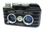 vintage Veiw-Master camera.