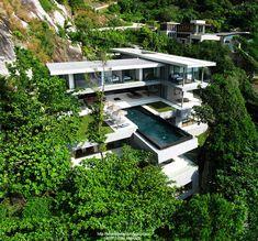 Villa Amanzi_Les plus beaux HOTELS DESIGN du monde