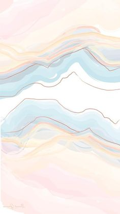 Geode, Watercolor, Mountain, Phone Background, Wallpaper - background geode m . Watercolor Wallpaper Phone, Free Phone Wallpaper, Iphone Background Wallpaper, Aesthetic Iphone Wallpaper, Watercolor Background, Aesthetic Wallpapers, Screen Wallpaper, Pastel Background Wallpapers, Pretty Phone Backgrounds