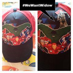 #WeWantWidow DIY Black Widow Fix for My Daughter:
