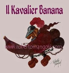 ITALIAN COMICS - Ma 'ndo vai, se la banana non ce l'hai...